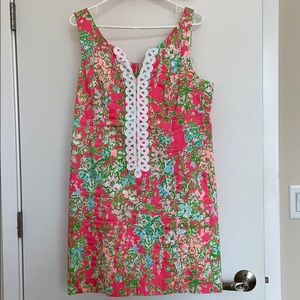 Lilly Pulitzer Pink Southern Charm Cathy Shift